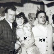 Paula Ingebrand, Friedel Scheiber, Käthe Back